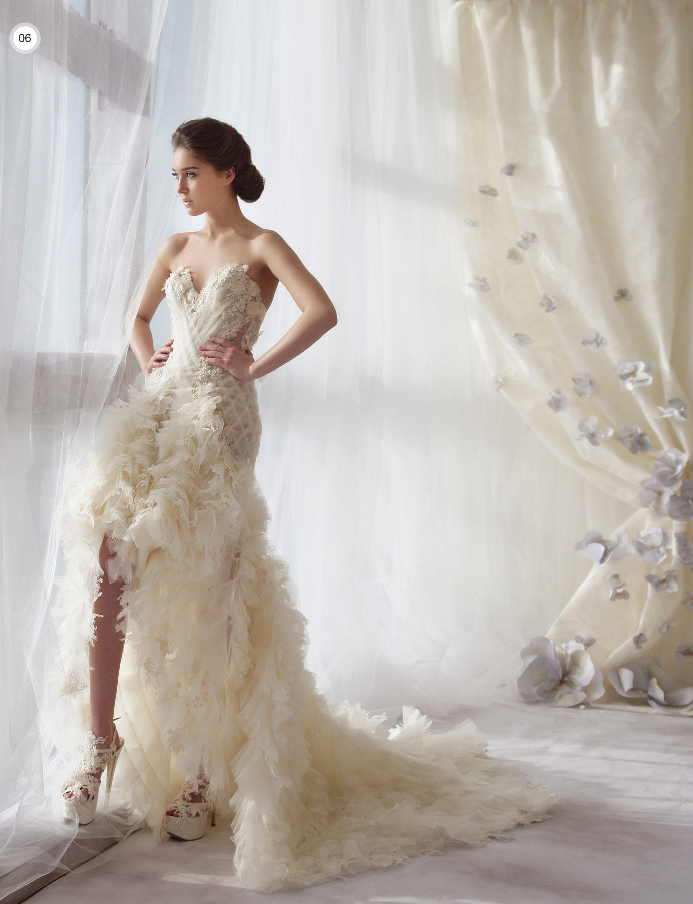 Stunning Bridal Collection by ZIAD NAKAD