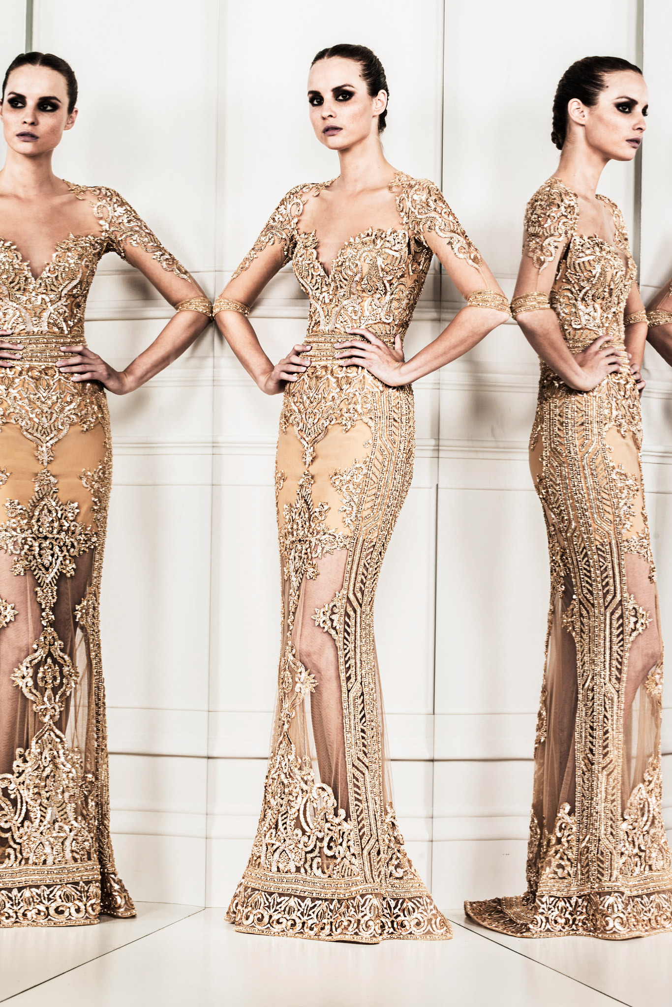 Zuhair Murad Ready-to-Wear / Resort 2014