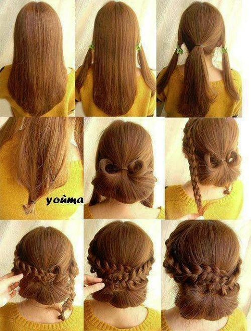Cool 15 Cute Step By Step Hairstyles For Valentines Day