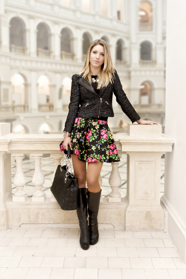 fashion skirt (1)