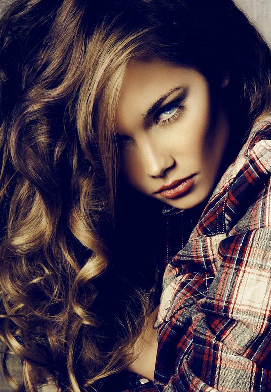 Красивые девушки Москва - Лиза Брыксина - Фотография 4.