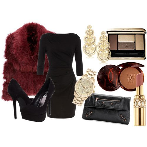 The Best Polyvore Combinations for The Holidays