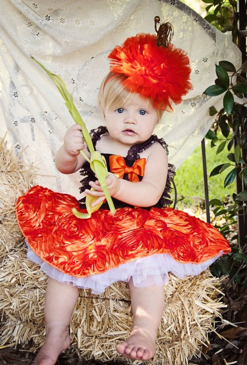 55 Outstanding Thanksgiving Outfits for Kids
