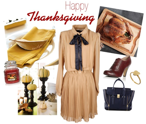 What to Wear on Thanksgiving Day and Still Look Gorgeous – Thanksgiving Outfits