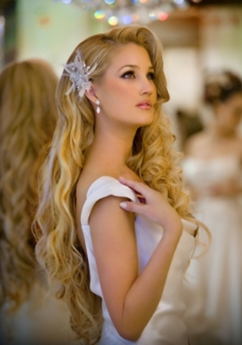 Bridal-Long-Hair-Styles