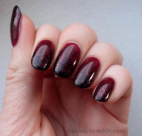 Burgundy-Nail-Polish