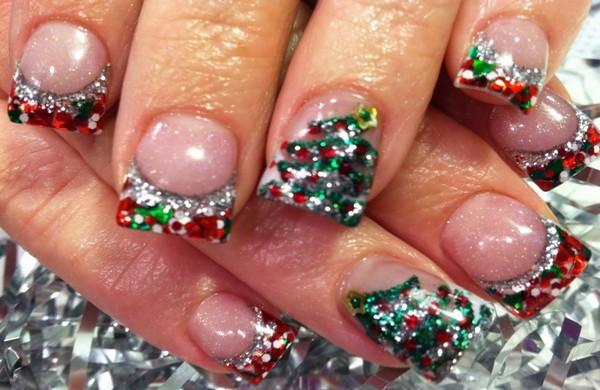 Christmas-Nail-Art-2013