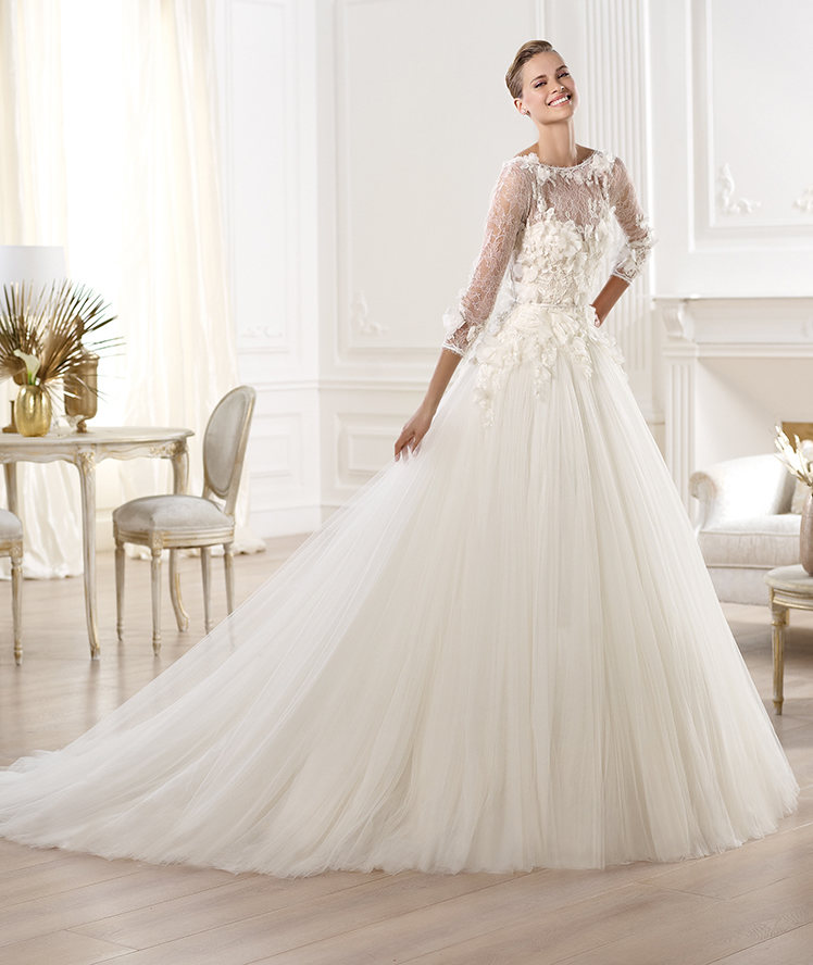 Elie Saab – Wedding Gowns 2014