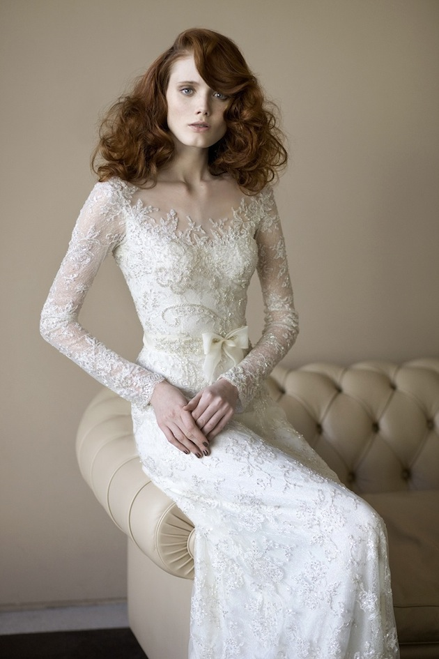 MIRA ZWILLINGER | WEDDING DRESS COLLECTION 2013-2014