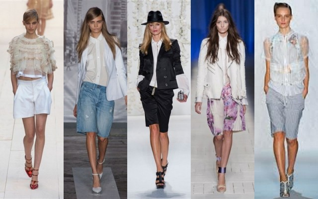 Top 10 Fashion Trends and Spring 2014 Color Trends