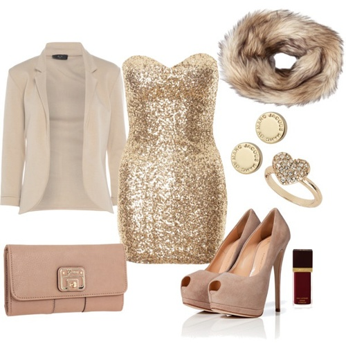 27 Party Polyvore Combinations For New Yearu0026#39;s Eve