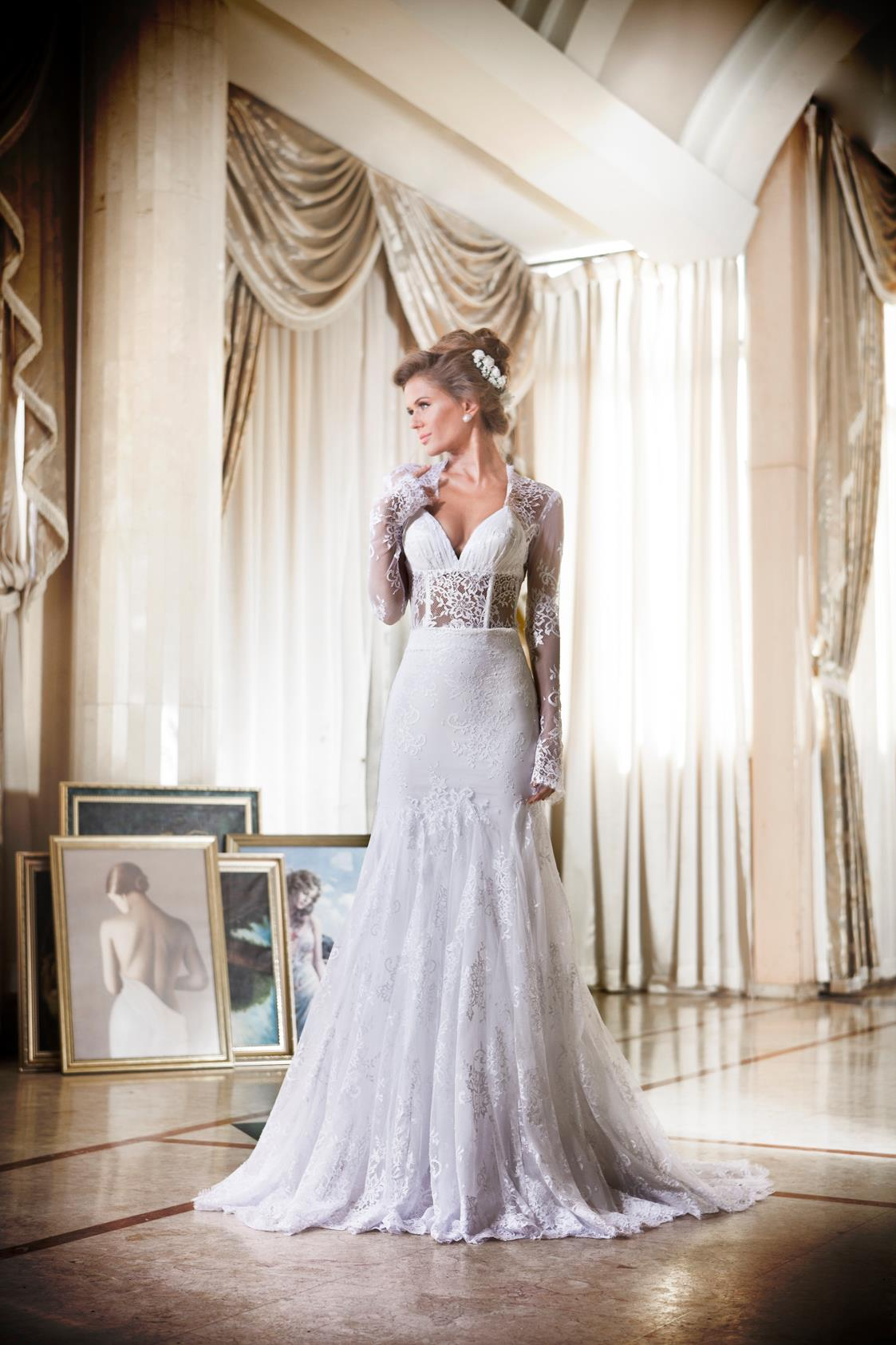 Liana haute couture bridal 2013 2014 for Couture house