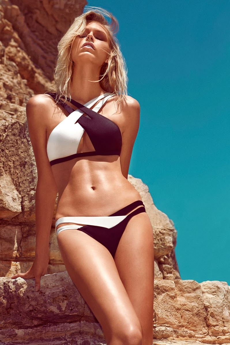 Moeva Swimwear Campaign For Summer 2014