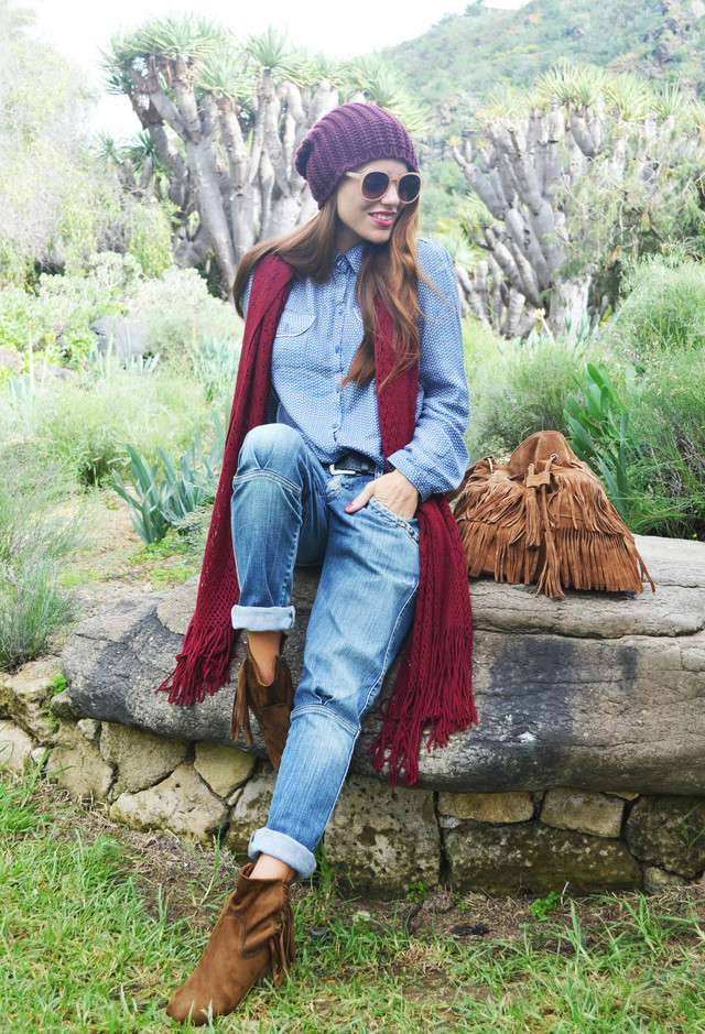 16 Winter Outfits With Flat Boots