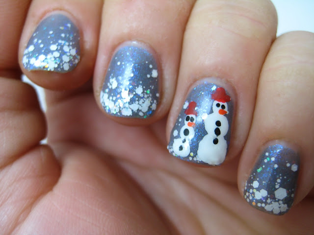 snowman-winter-nails-2013