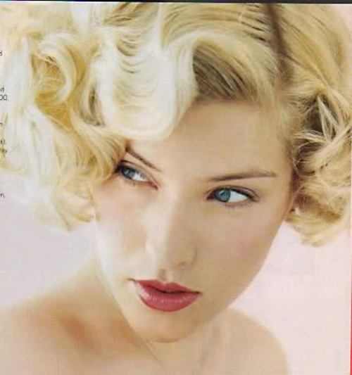 Curly-wedding-hairstyles-for-short-hair
