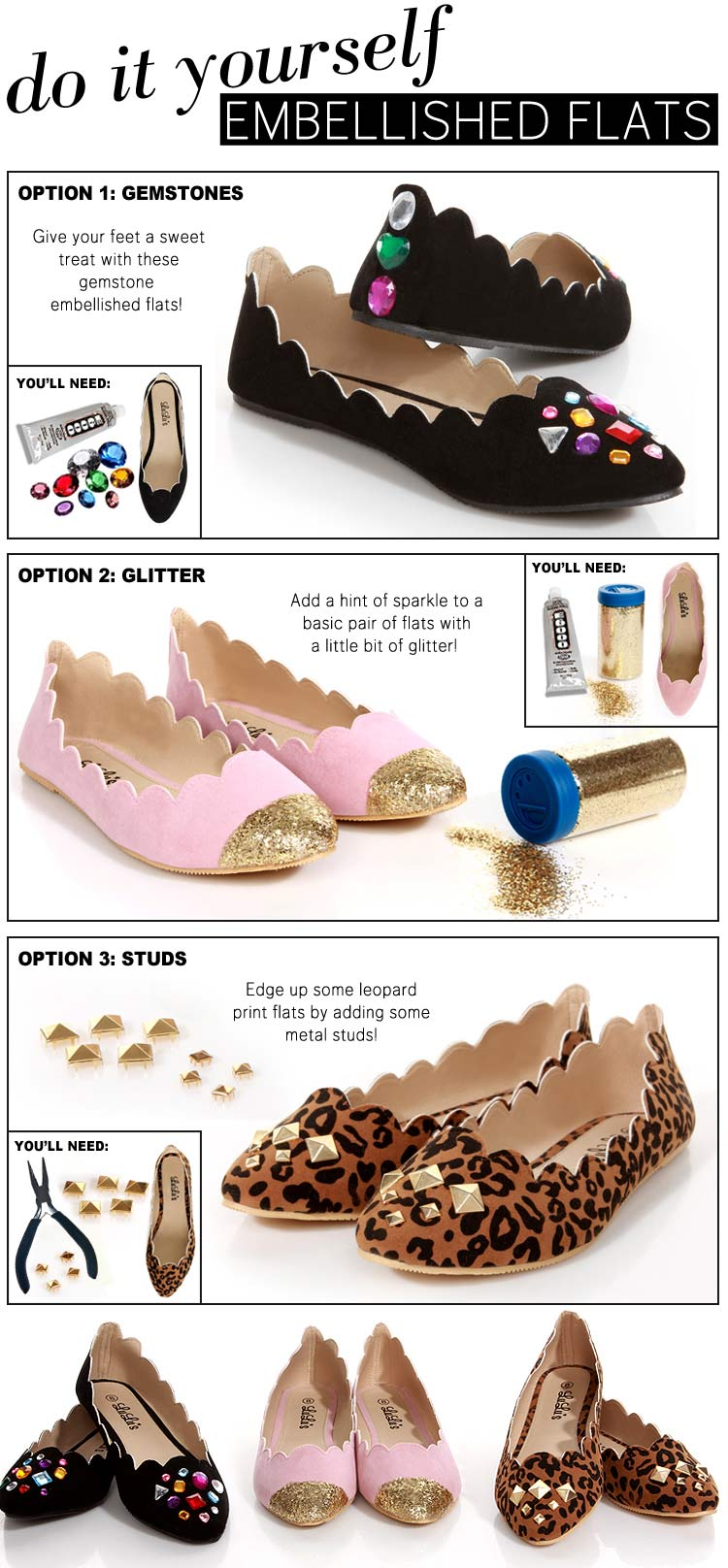 Do it yourself fashionable ideas diyshoes2 solutioingenieria Gallery