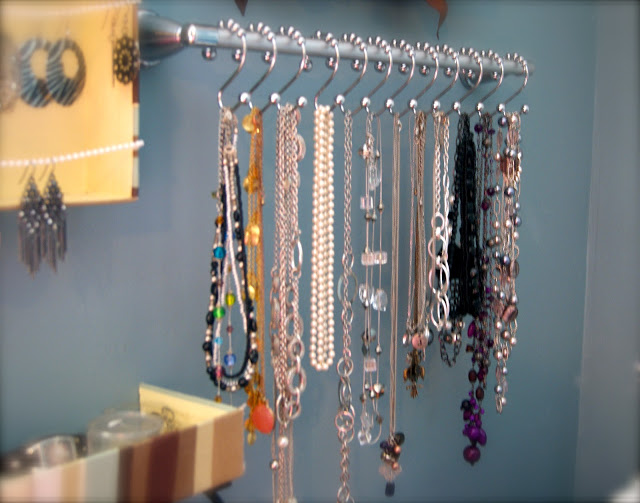 23 creative ideas for jewelry storage - Ideas for storing jewellery ...