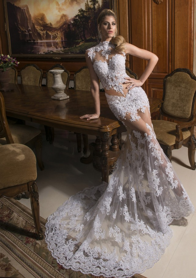 The Most Beautiful Wedding Dresses Laisha Production 2014