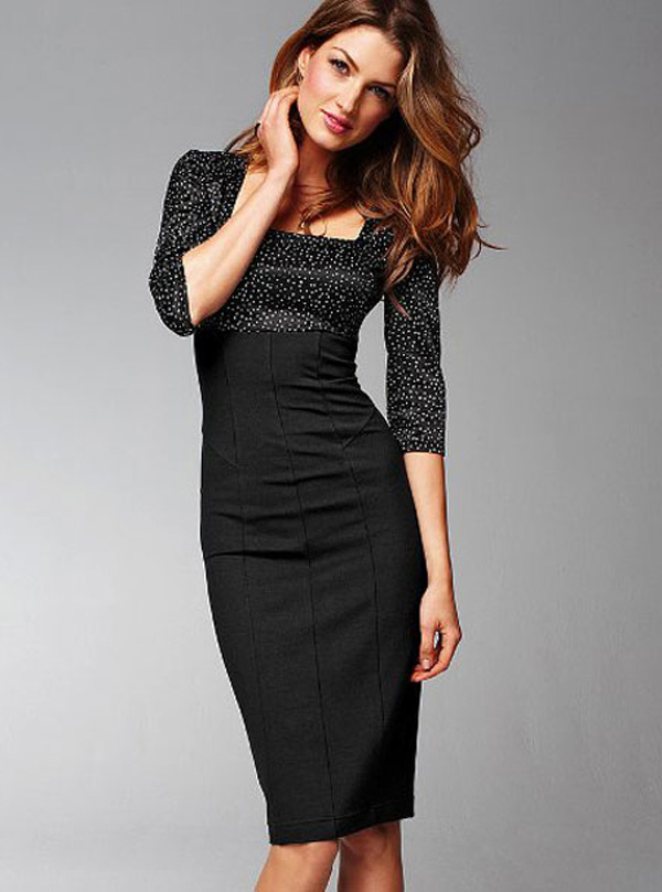 Fashion-Spring-2012-sheath-dress-fashion-trend