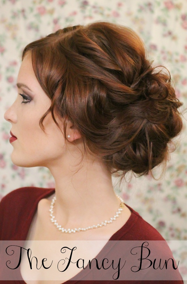 Stupendous Super Easy Knotted Bun Updo And Simple Bun Hairstyle Tutorials Hairstyle Inspiration Daily Dogsangcom