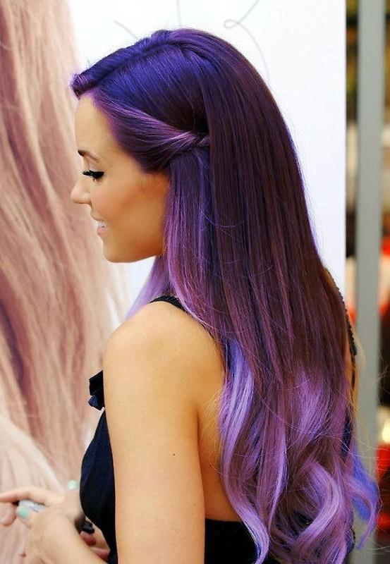 I colori dei fiori sui vostri capelli
