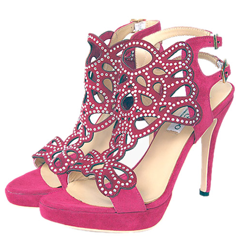 Jimmy_Choo_Pink_Suede_Diamond_hollow-detail_Sandal1325