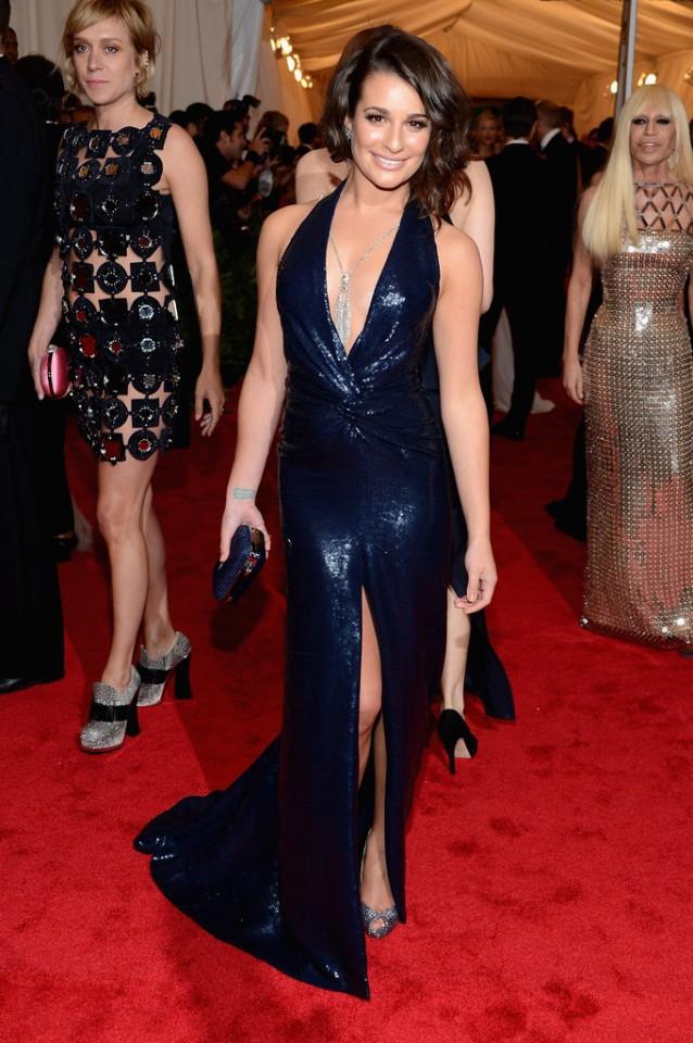 Lea-Michele-Diane-von-Furstenberg-dress-Lorraine-Schwartz-jewels-Met-Gala