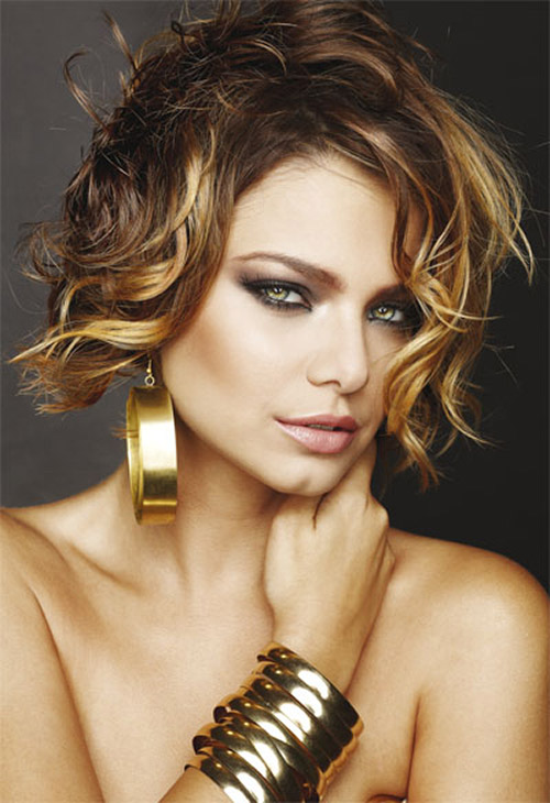 New-Short-Curly-Hairstyles-2013
