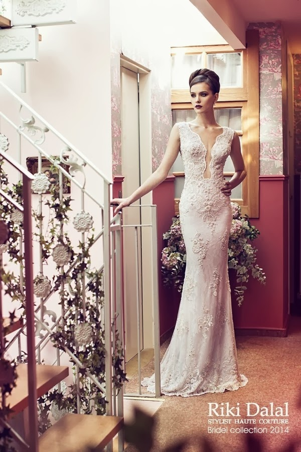 Riki Dalal Haute Couture – Bridal Gown Collection 2014