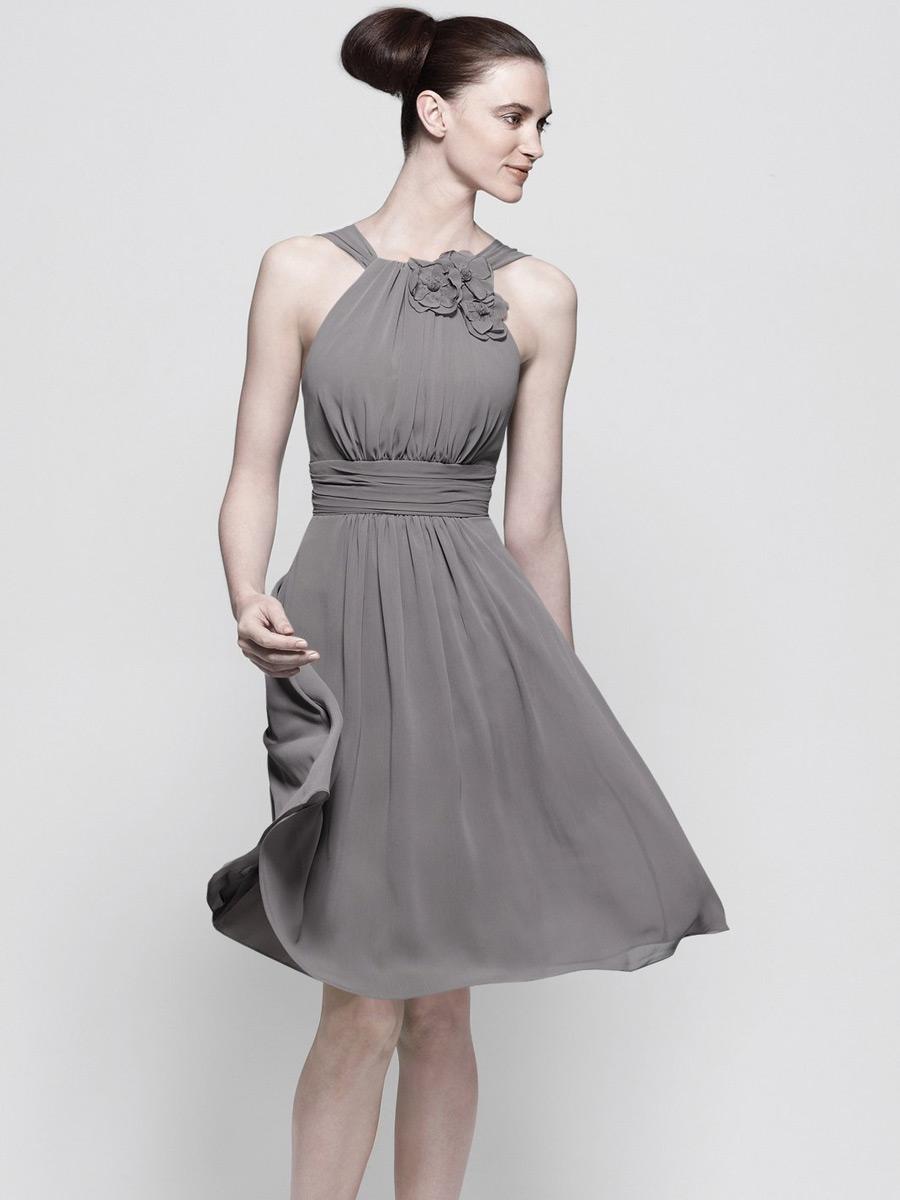 a-line-chiffon-halter-bridesmaid-dress-with-with-flower-and-shirred-waistline
