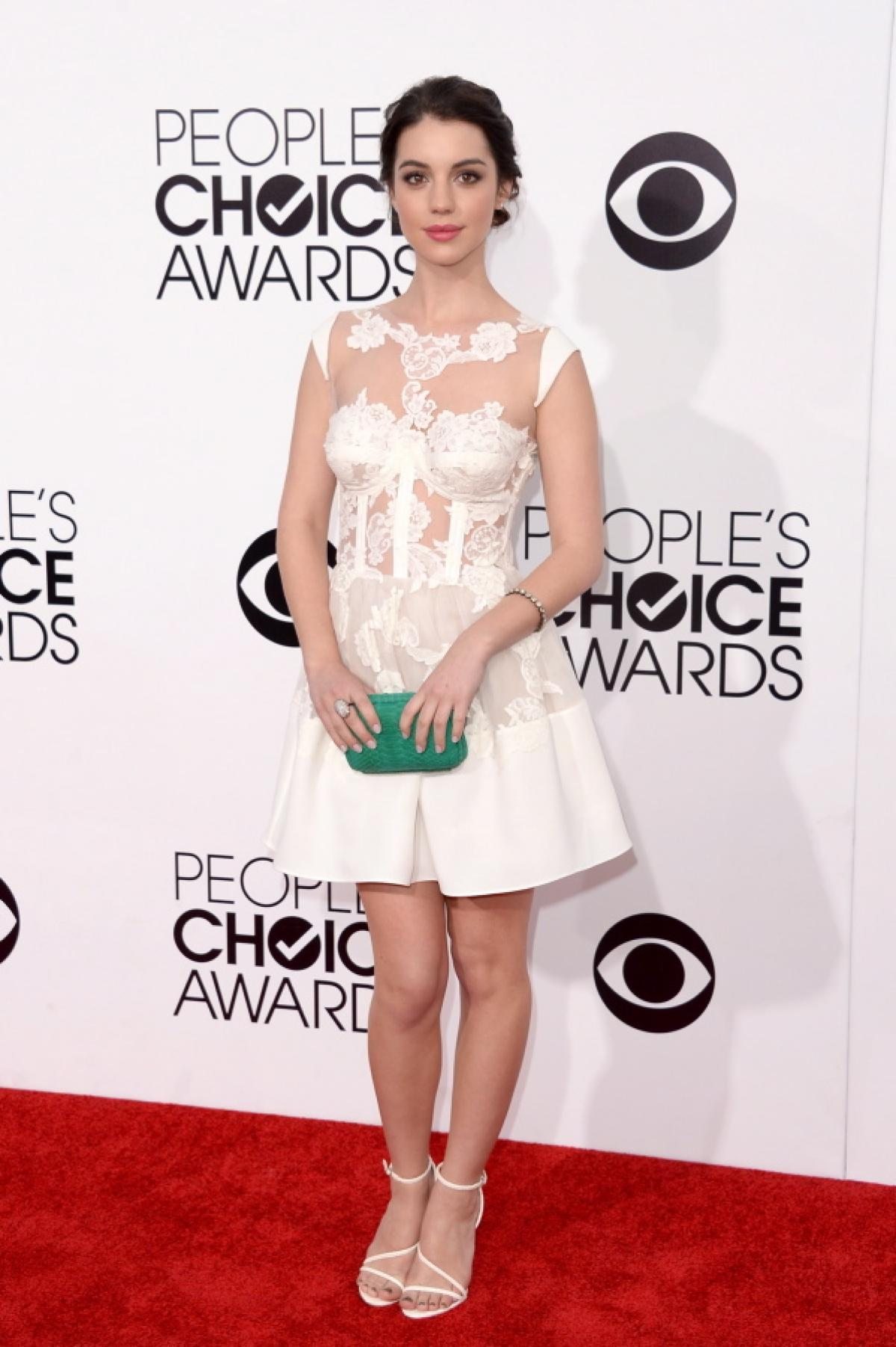 Best Dressed At People S Choice Awards 2014