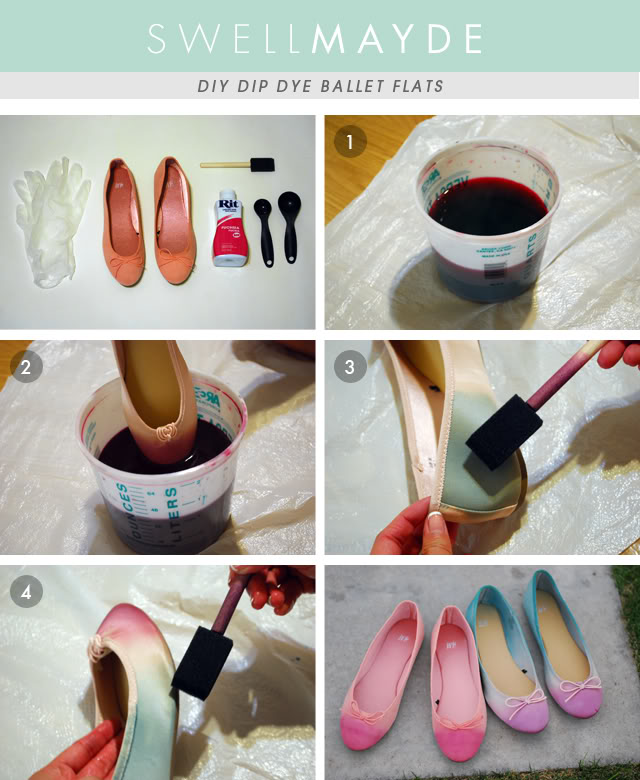 Fabulous and easy to make diy shoes for Diy shoes design