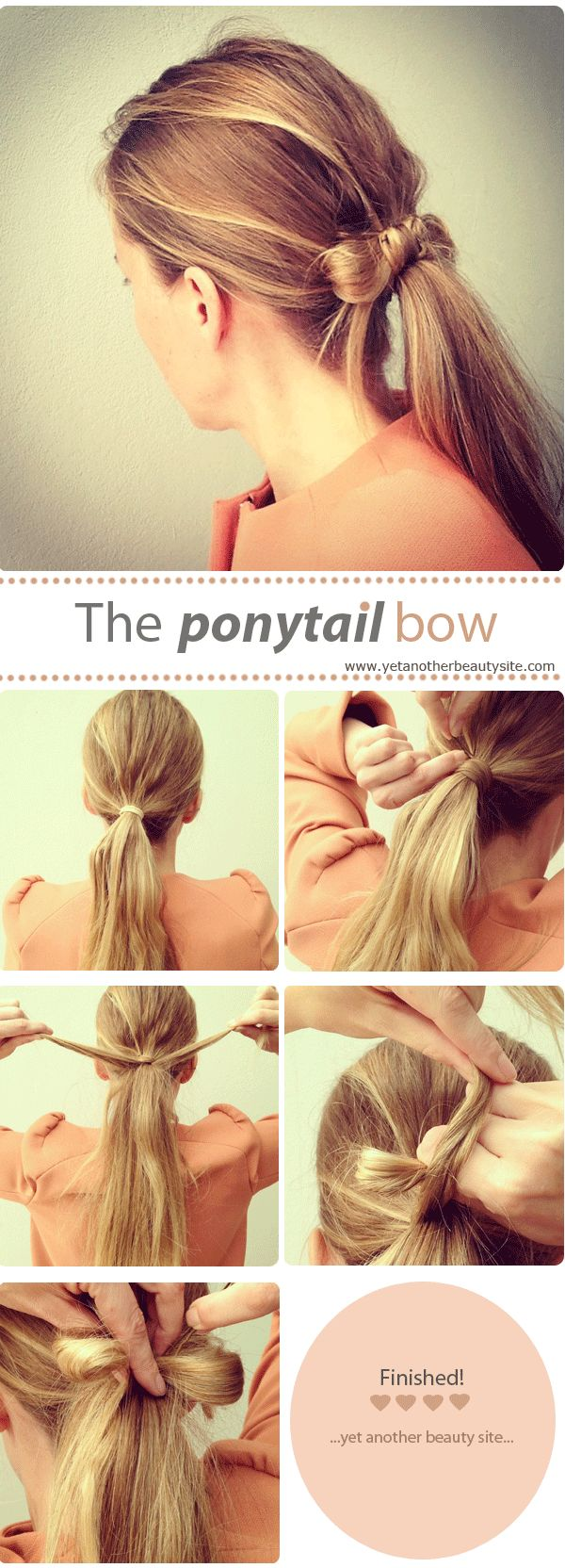 Pleasant 15 Cute And Easy Ponytails Hairstyles For Women Draintrainus