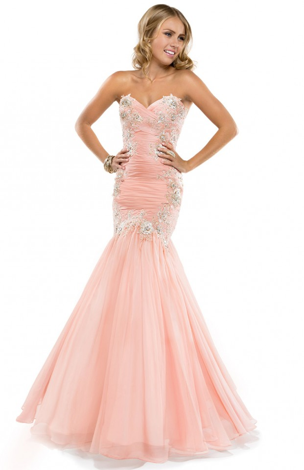 The Magic of Evening Dresses by Maggie Sottero