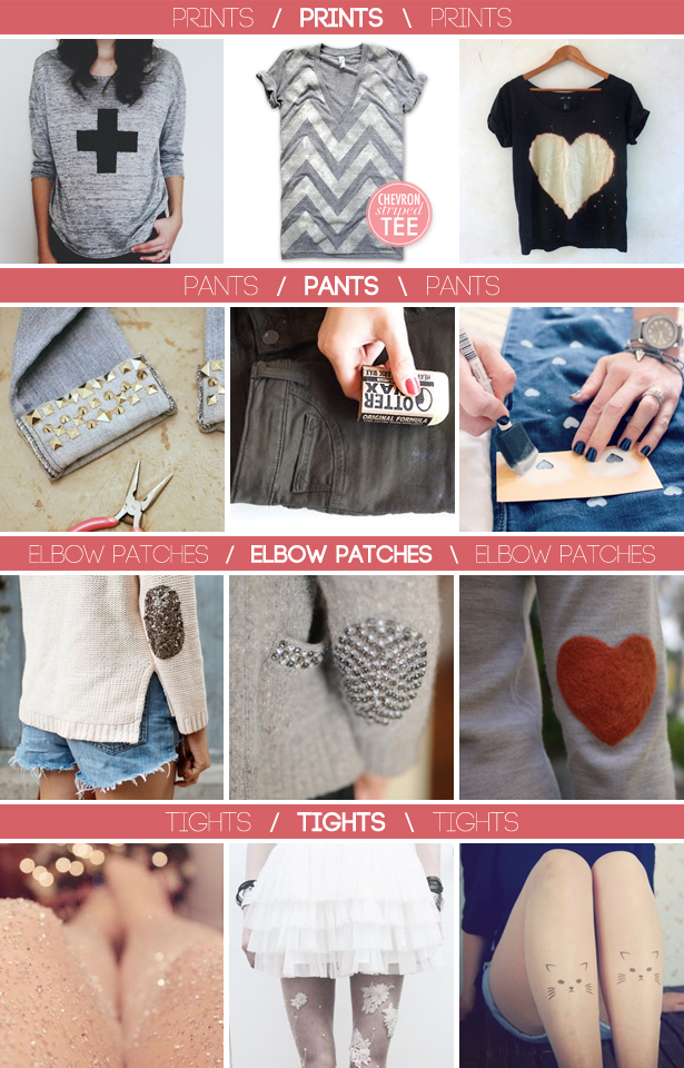 DIY Ideas: 17 Fashionable Makeovers