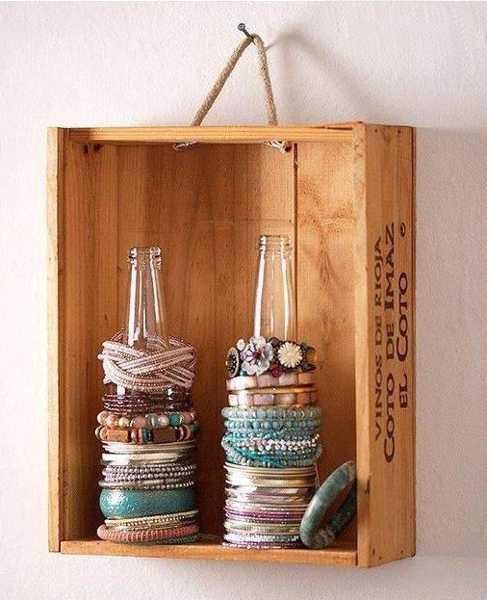 23 creative ideas for jewelry storage - Clever diy ways keep jewelry organized ...