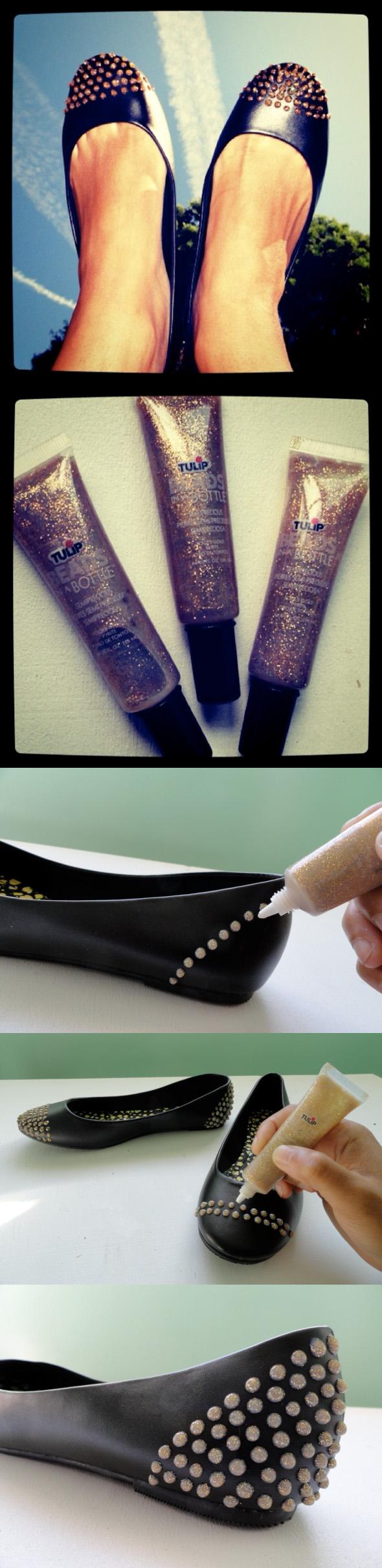 Diy shoes design 28 images fantastic diy clothes pimp for Diy shoes design