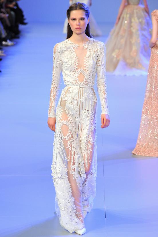 Elie saab paris haute couture fashion week spring 2014 for Haute couture designers names