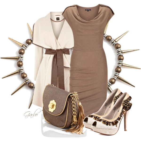 Brown Fall Dresses fall dress for women