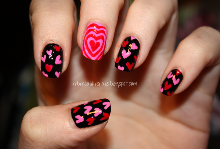 general-lovely-red-and-pink-love-swirls-motif-nail-art-design-for-valentine-day-pretty-and-easy-nail-designs