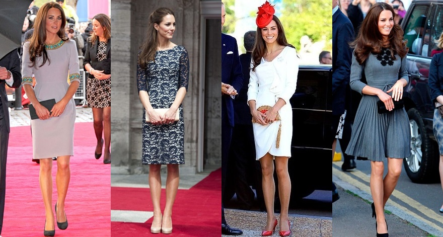 Royal Fashion Style | Fashion is Kate's Passion