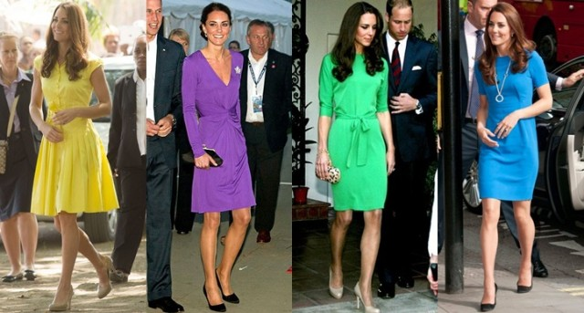 kate-middleton-bright-dresses