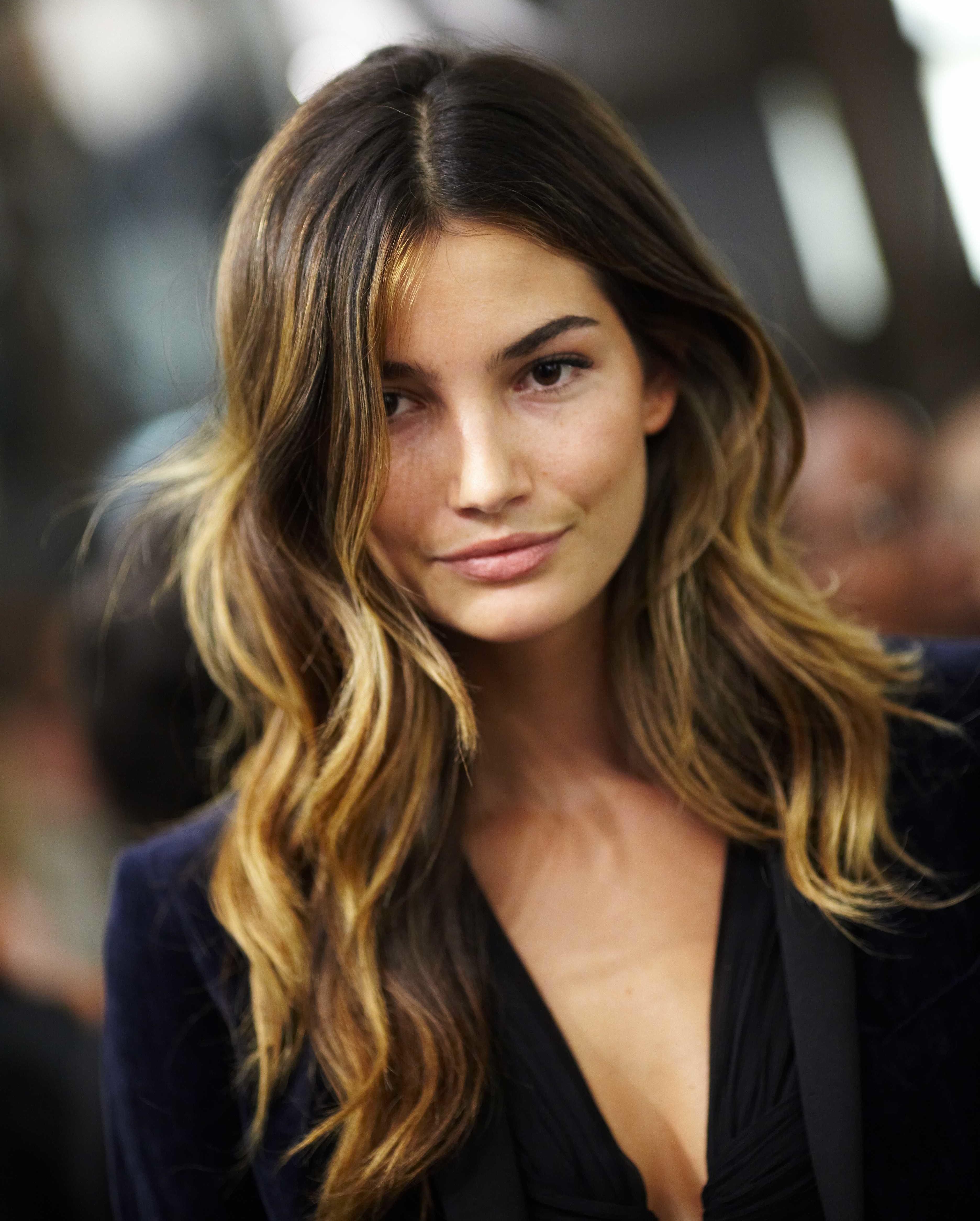 Brunette Ombre Hair Color