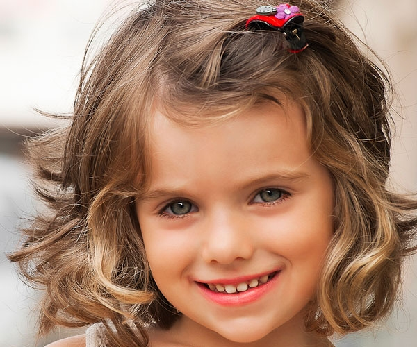 Toddler Hair Style: Adorable Hairstyles For Your Daughter