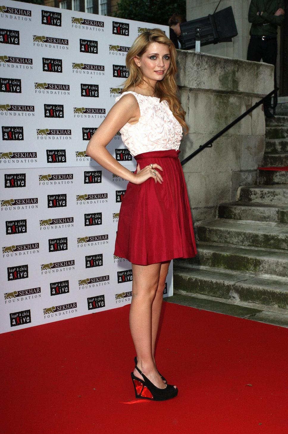 mischa_barton_wedges_red_skirt