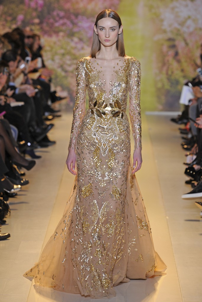 Zuhair Murad Spring Summer 2014 Couture Line