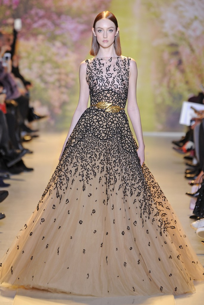 Zuhair Murad Spring Summer 2014 Couture Line