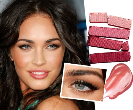 pinkish-makeup