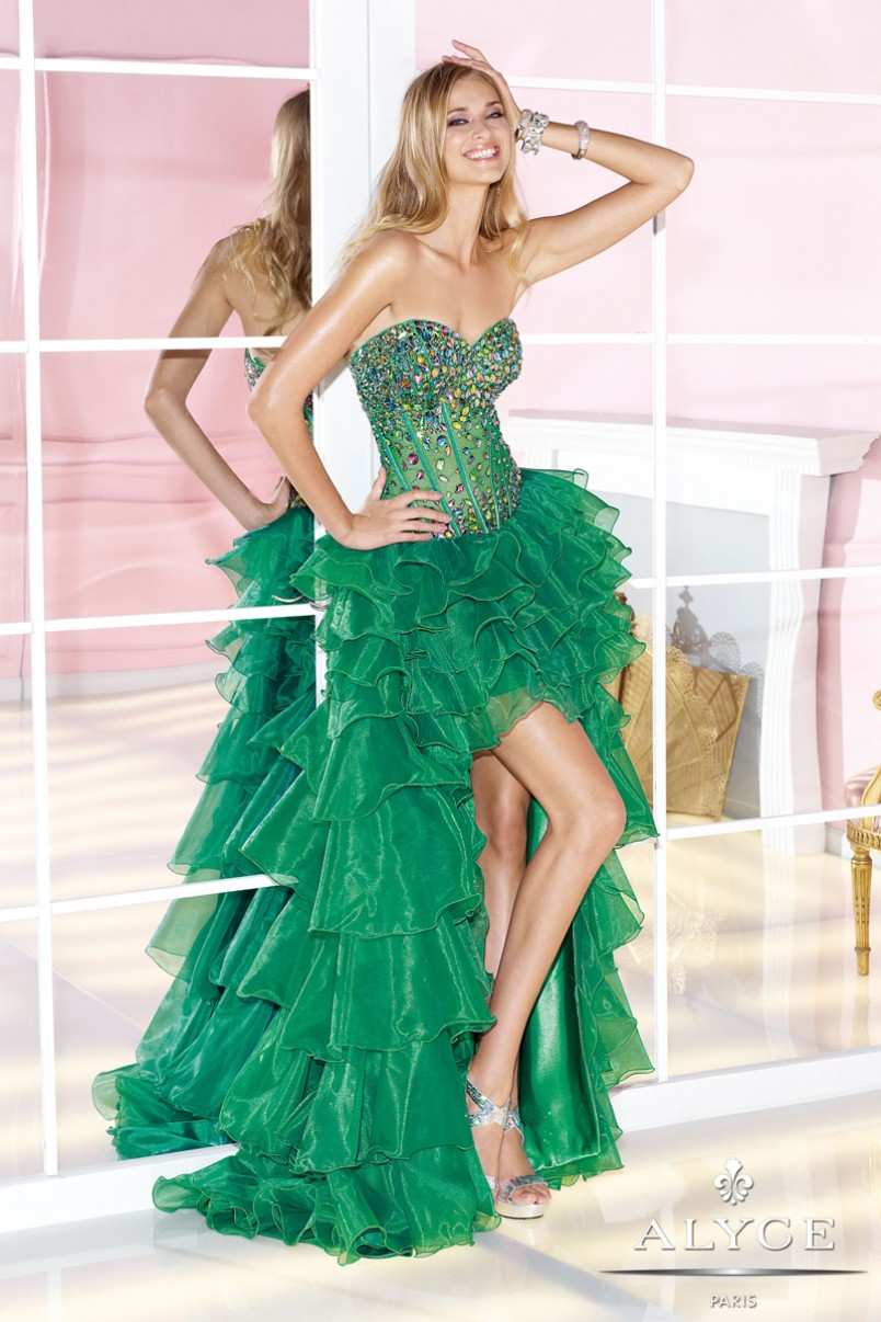 Timeless Alyce Prom Dress Collection 2014